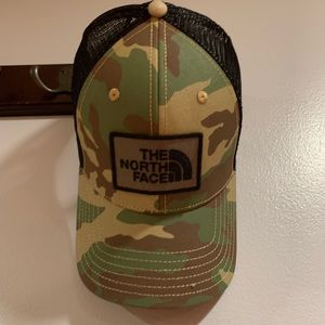 The North Face TNF Trucker Hat.
